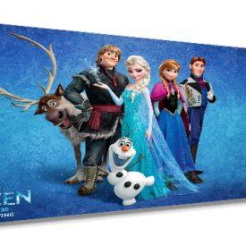 ir panel frozen