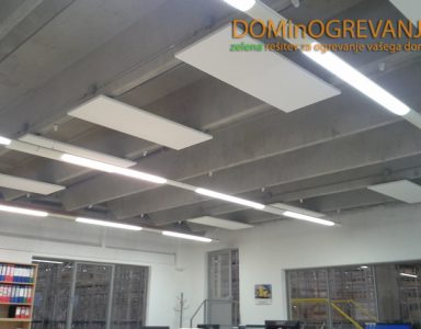 stropna montaža ir panelov v podjetju lesnina d.o.o.